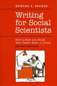 Writing for Social Scientists (h�ftad)