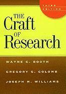 The Craft of Research (inbunden)