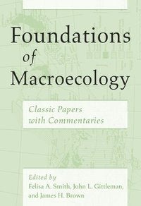 Foundations of Macroecology (inbunden)