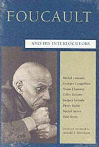 Foucault and His Interlocutors (h�ftad)