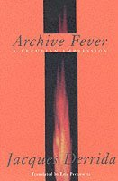 Archive Fever (h�ftad)