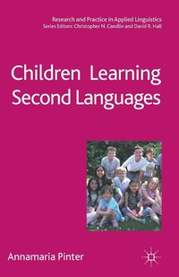 Children Learning Second Languages (h�ftad)