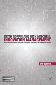 Innovation Management (h�ftad)