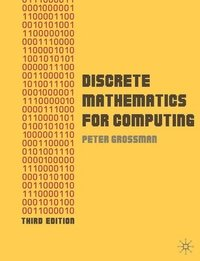 Discrete Mathematics for Computing