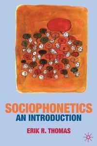 Sociophonetics (h�ftad)