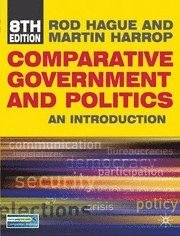 Comparative Government and Politics (inbunden)