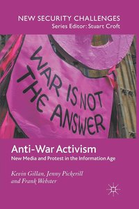 Anti-War Activism (h�ftad)