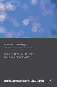 Same Sex Marriages