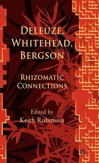Deleuze, Whitehead, Bergson (h�ftad)