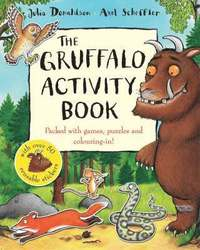 The Gruffalo Activity Book (h�ftad)