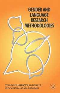 Gender and Language Research Methodologies (h�ftad)