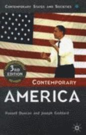 Contemporary America (h�ftad)
