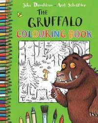 The Gruffalo Colouring Book (h�ftad)
