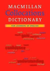 Macmillan Collocations Dictionary (h�ftad)