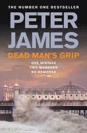Dead Man's Grip (inbunden)