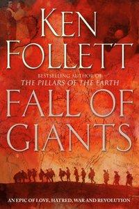 Fall of Giants (inbunden)