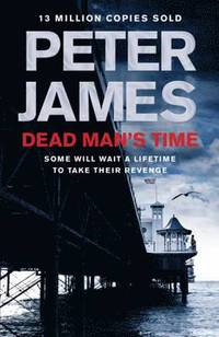 Dead Man's Time (inbunden)