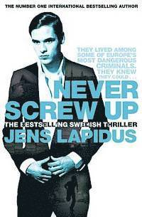 Never Screw Up (mp3-bok)