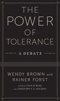 Power of Tolerance (h�ftad)