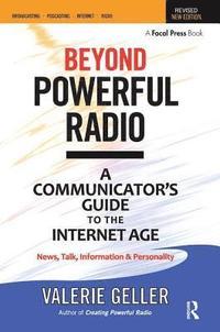 Beyond Powerful Radio (häftad)
