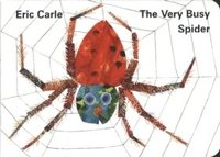 The Very Busy Spider (h�ftad)