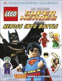 LEGO DC Super Heroes: Heroes into Battle: Ultimate Sticker Collection