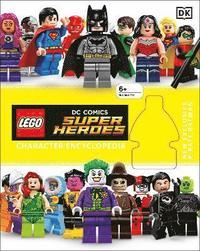 LEGO DC Super Heroes: Character Encyclopedia (inbunden)