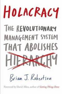 Holacracy (h�ftad)