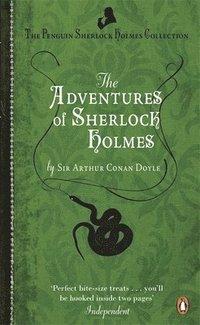 The Adventures of Sherlock Holmes (h�ftad)