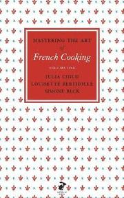 Mastering the Art of French Cooking: Vol.1 (inbunden)