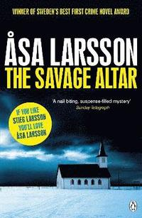 The Savage Altar (h�ftad)