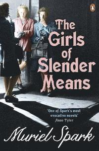 The Girls of Slender Means (h�ftad)