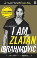 I am Zlatan Ibrahimovic (mp3-bok)