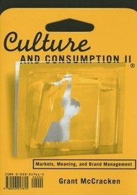 Culture and Consumption: v. 2 (h�ftad)
