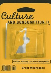 Culture and Consumption II: v. 2 (h�ftad)
