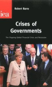 Crises of Governments (h�ftad)
