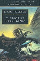 The Lays of Beleriand (h�ftad)
