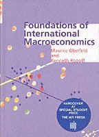 Foundations of International Macroeconomics (inbunden)