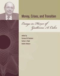 Money, Crises, and Transition (e-bok)