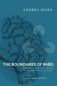 The Boundaries of Babel (h�ftad)