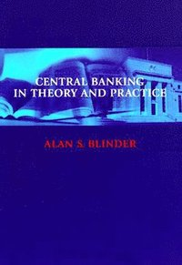 Central Banking in Theory and Practice (inbunden)