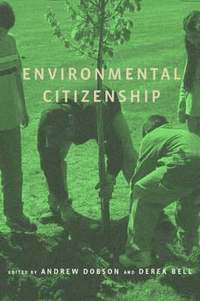 Environmental Citizenship (inbunden)