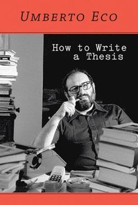 How to Write a Thesis (pocket)