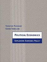 Political Economics (h�ftad)