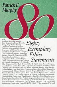 Eighty Exemplary Ethics Statements