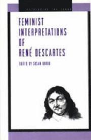 Feminist Interpretations of Descartes (inbunden)