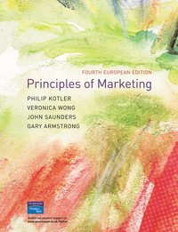 Principles of Marketing (h�ftad)