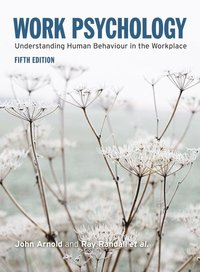 Work Psychology (h�ftad)