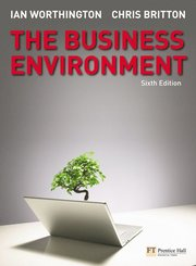 The Business Environment (h�ftad)