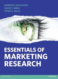 Essentials of Marketing Research (h�ftad)